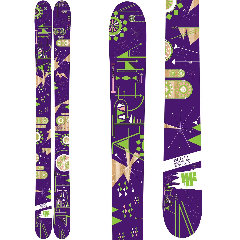 Women's + Attack 13 Ski Bindings 2015