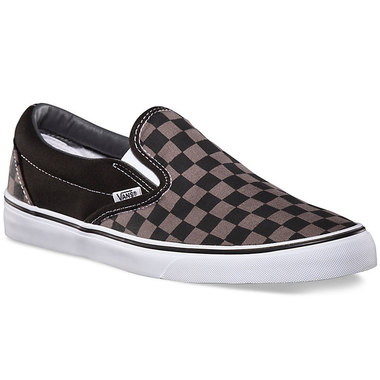 vans classic slip on shoes big boys