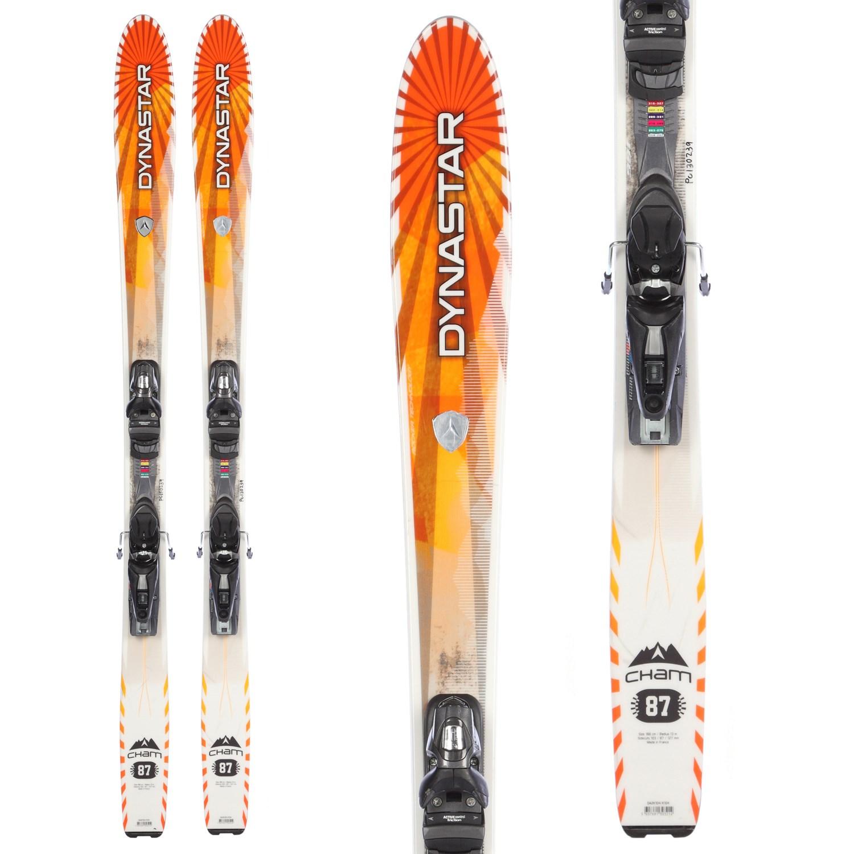 Dynastar Cham 87 Skis + NX 12 Demo Bindings