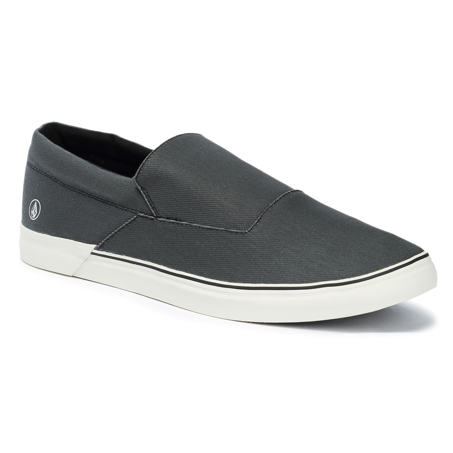 volcom thirds slip on shoes evo