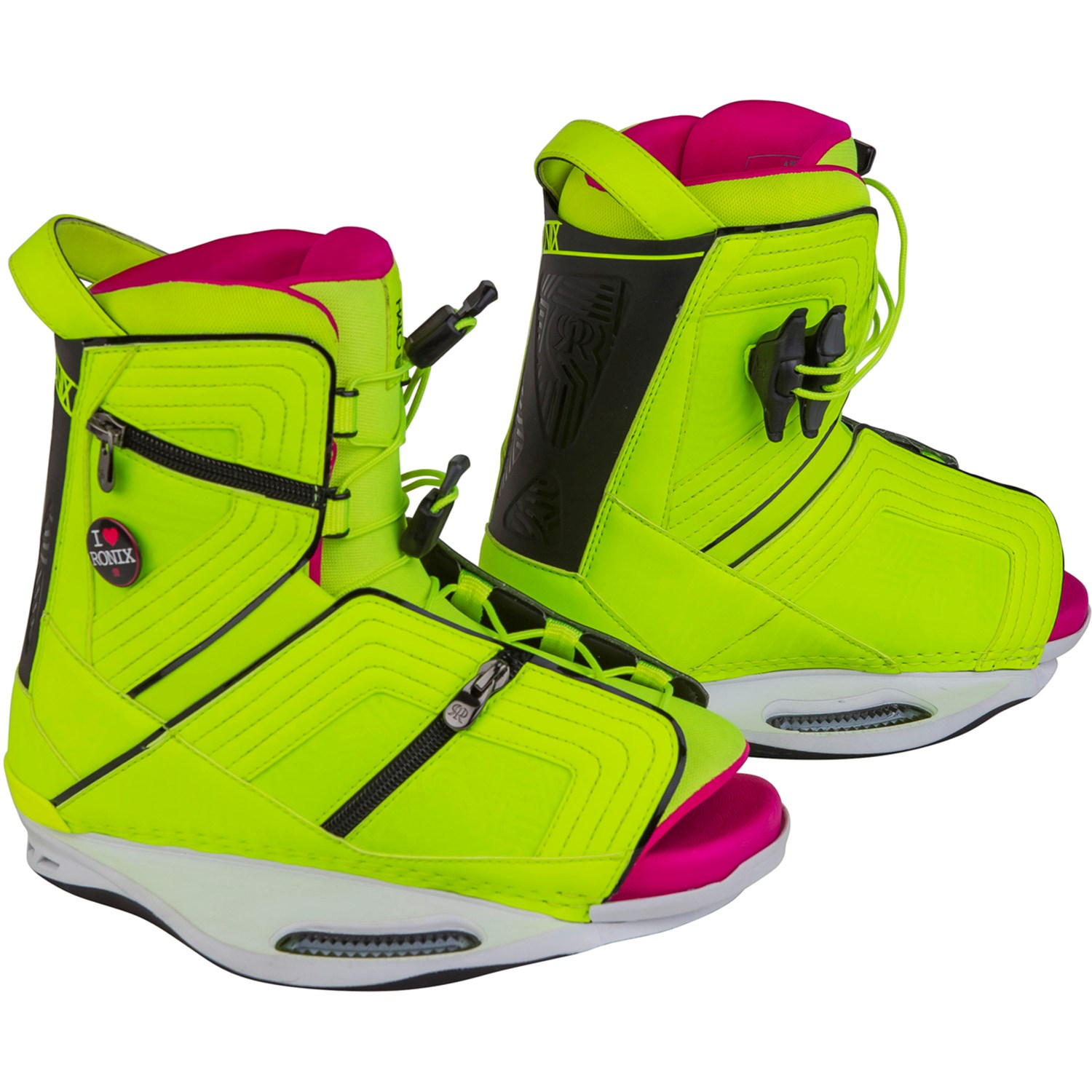 Ronix Limelight ATR Wakeboard + Halo Bindings