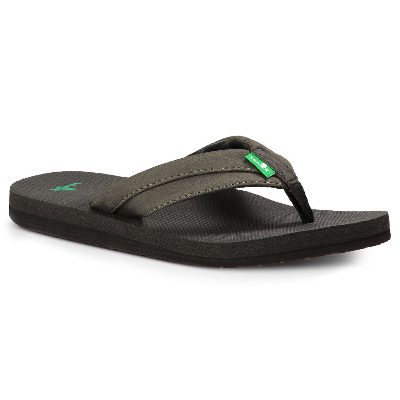 Sanuk Rootbeer Cozy Light Sandals Boys Evo