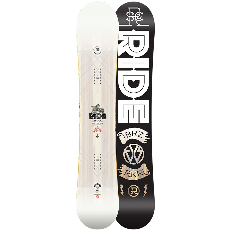 Ride Berzerker Snowboard 2016