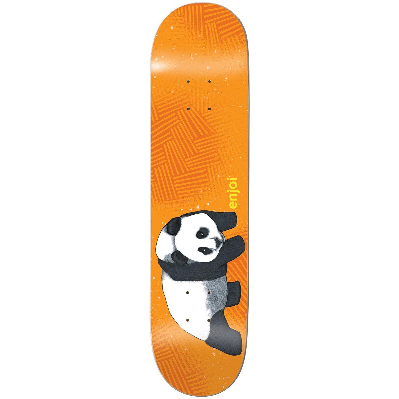 Enjoi Panda Logo 7.75 Skateboard | evo