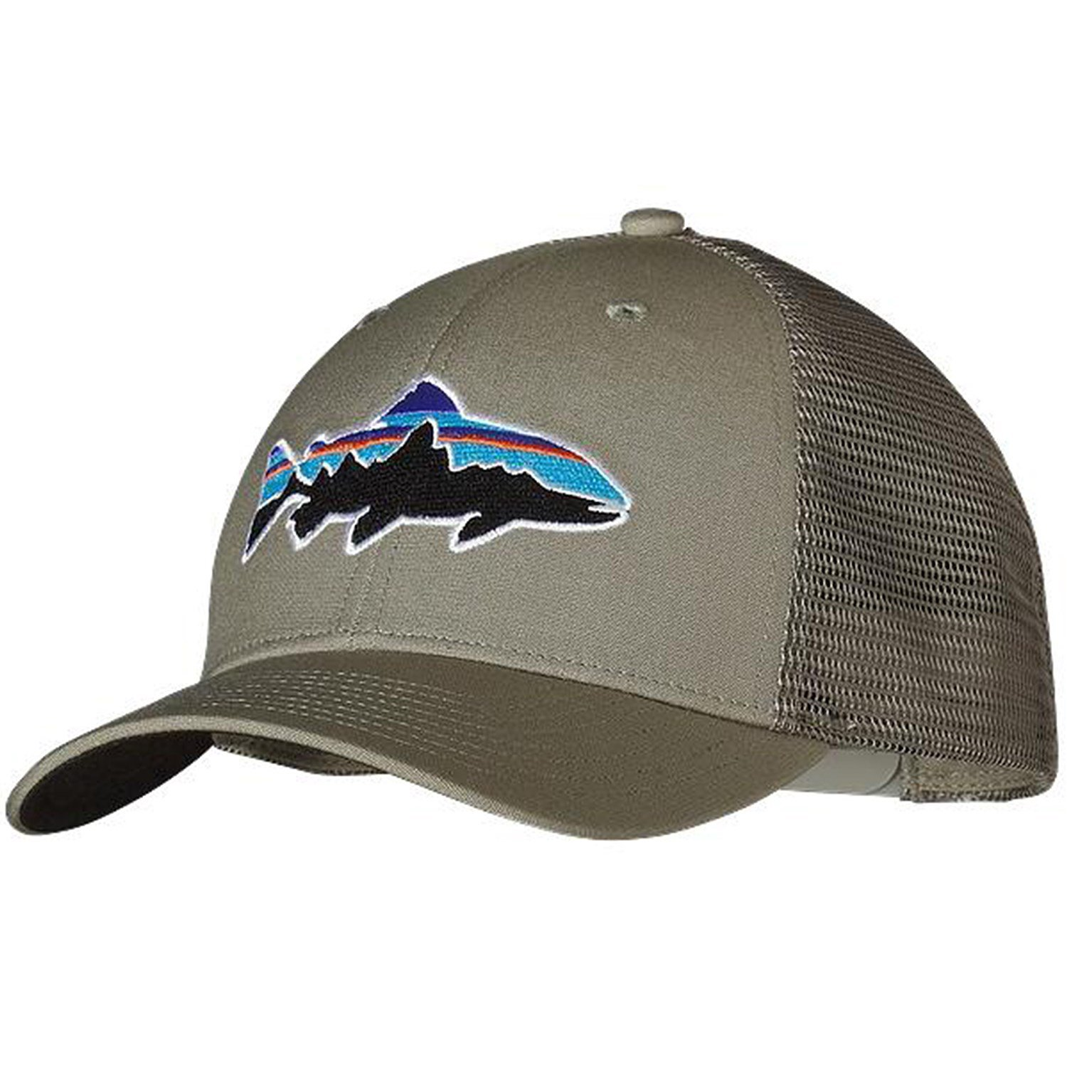 Patagonia fitz roy trout hat evo for Patagonia fish hat