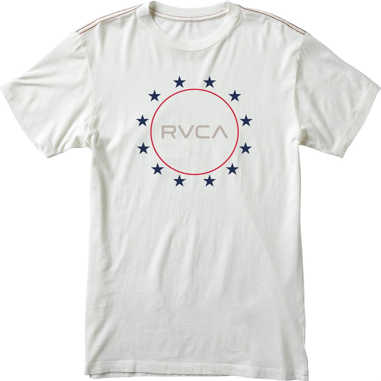 Rvca Gun Club T Shirt Evo Outlet