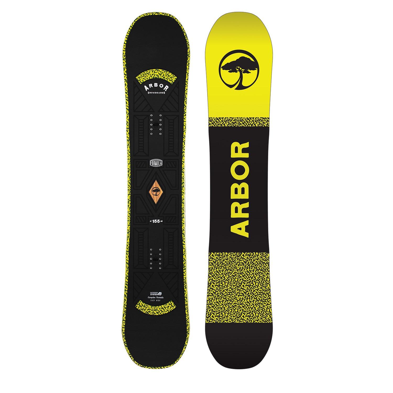 Arbor Formula Snowboard + Burton Mission Snowboard