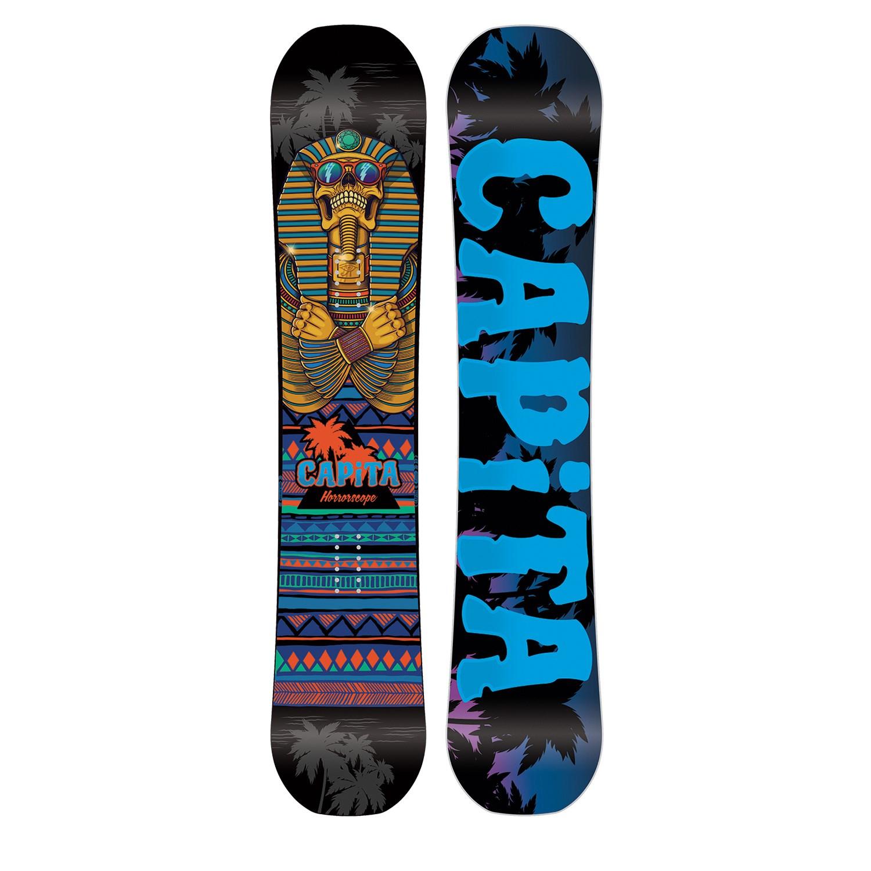 CAPiTA Horrorscope Snowboard 2016 + Union Flite Pro