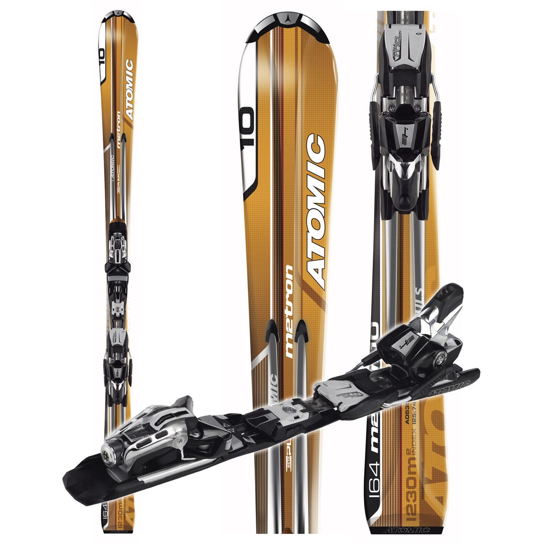 Atomic Metron M10 Skis + Neox 412 Bindings 2007