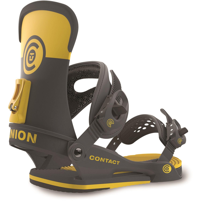 CAPiTA X Volcom Stone Snowboard 2016 + Union Contact