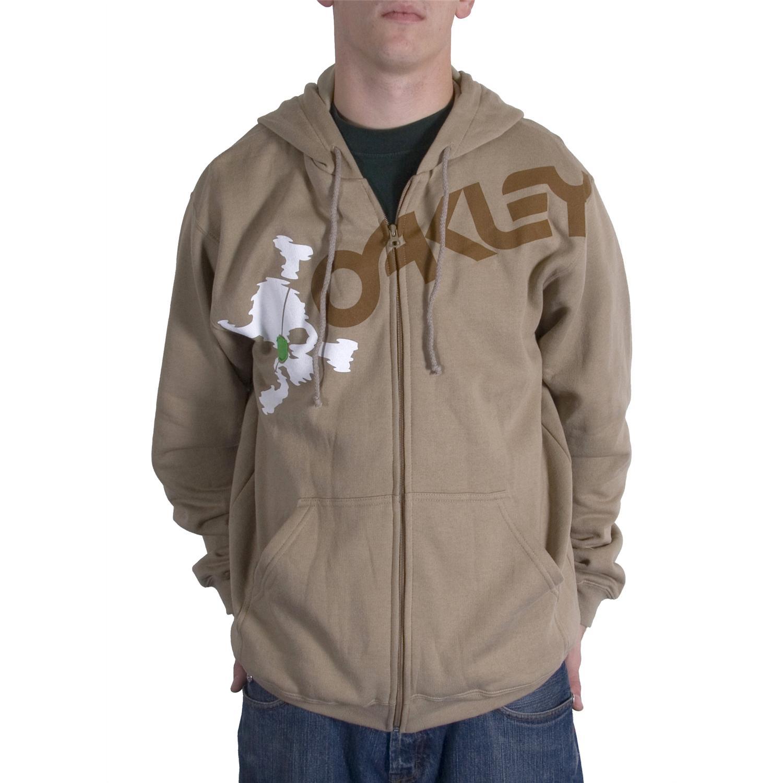 oakley half zip