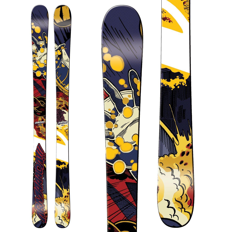 Little Boys' + Look Nova Team 7 Ski