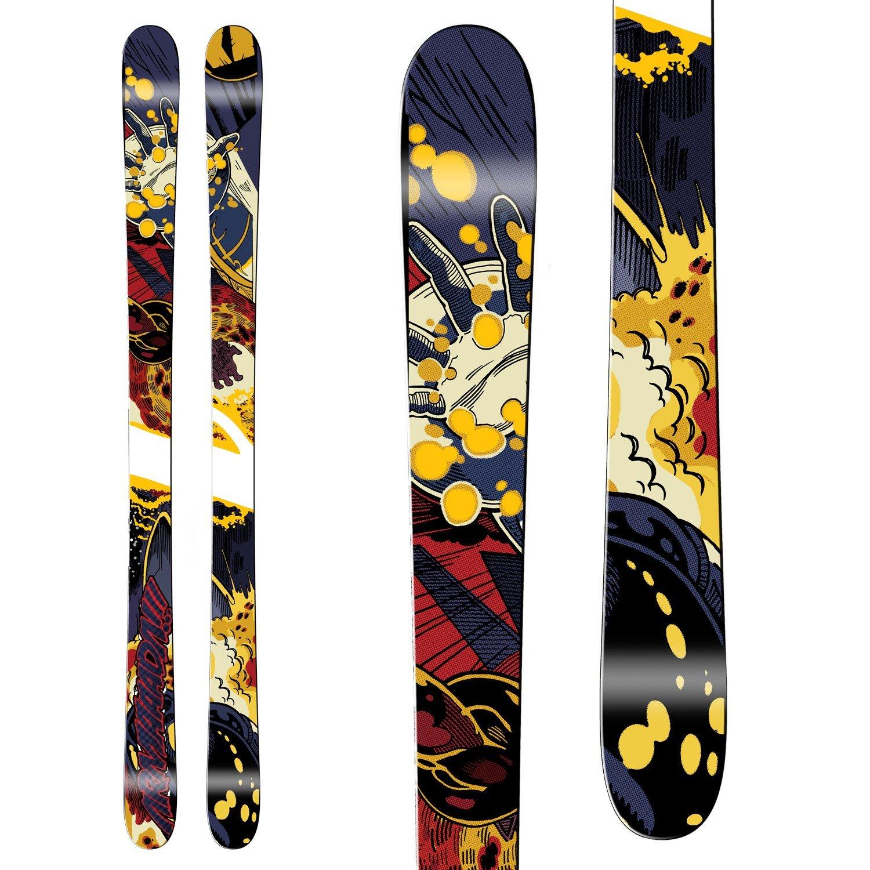 Boys' + Look Nova Team 7 Ski Bindings