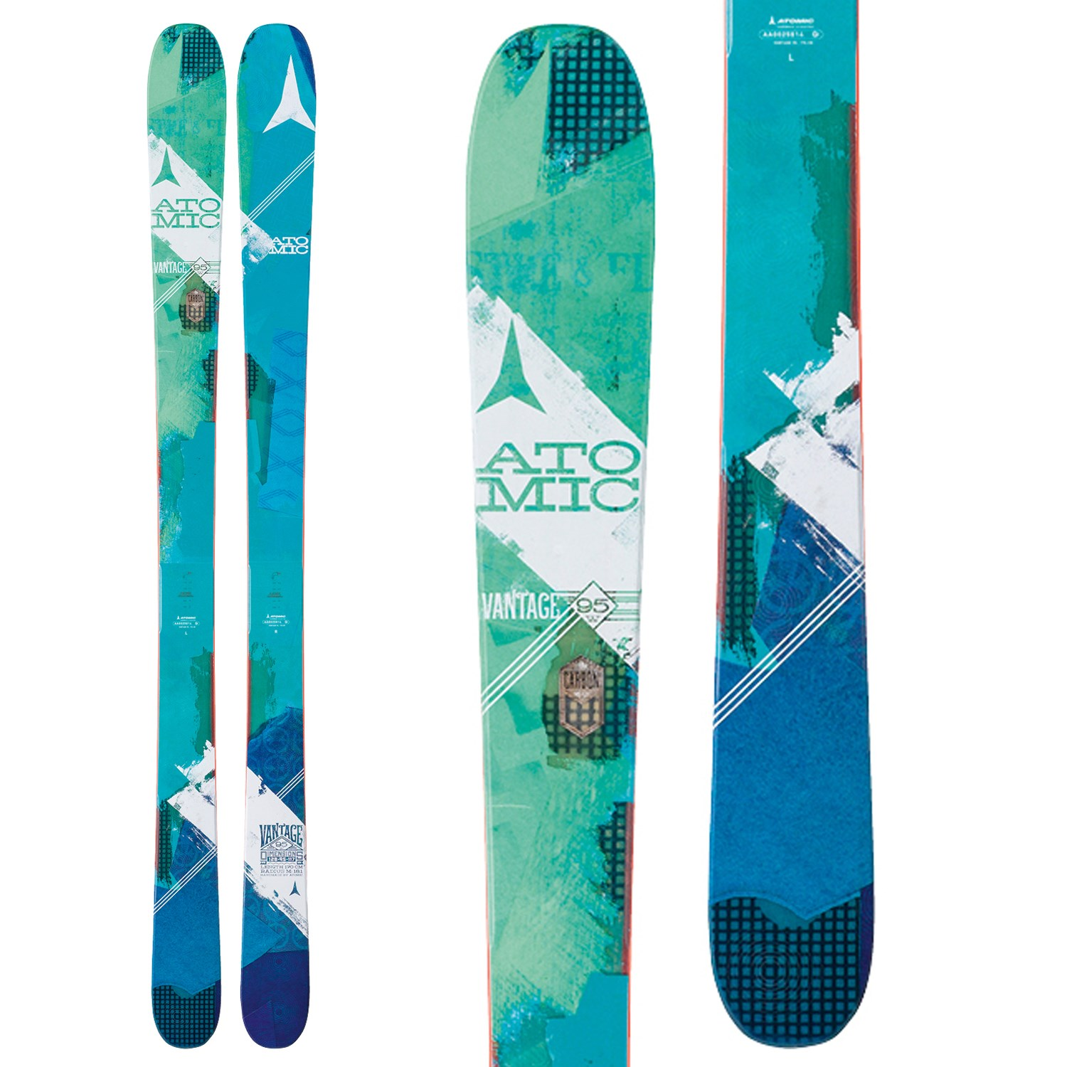 atomic theory skis for sale
