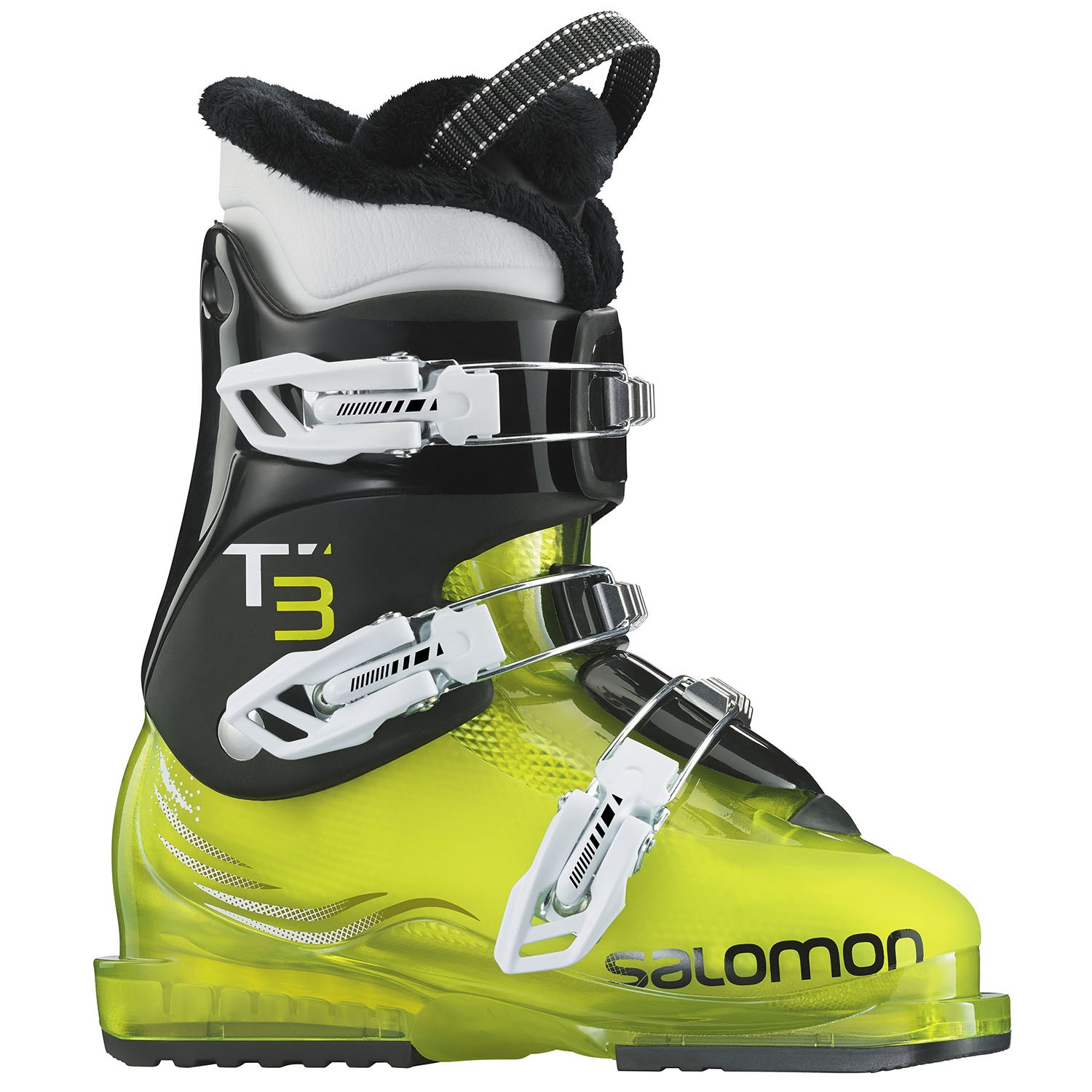 Volkl RTM Jr Skis + 3Motion Jr 7.0 Bindings + Salomon T3
