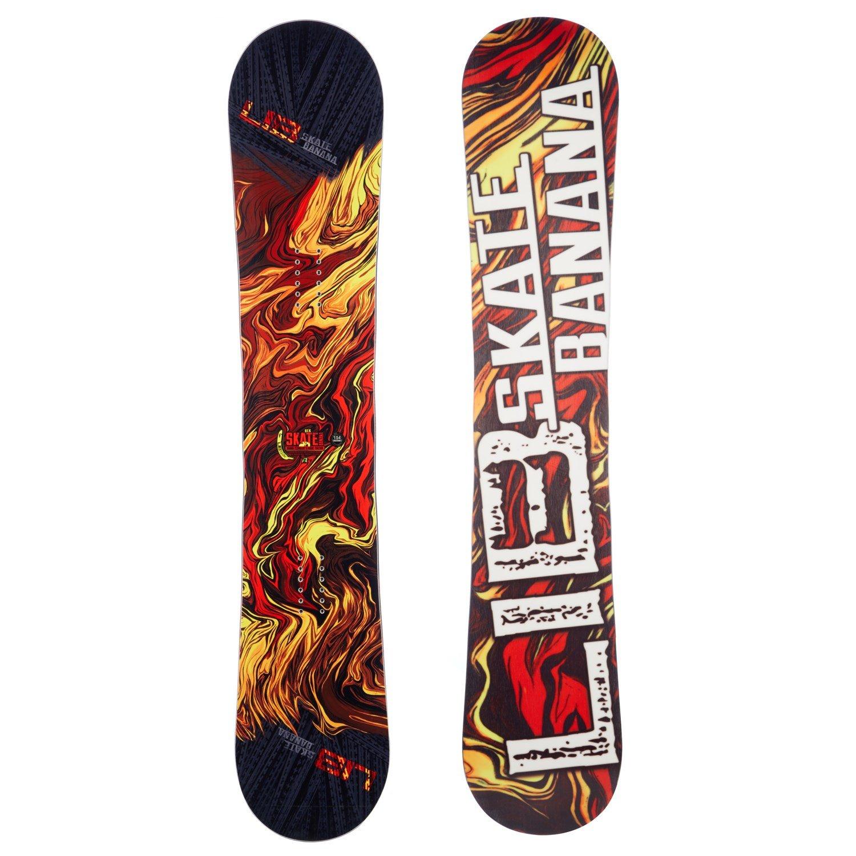 lib tech skate banana btx snowboard used 2015. Black Bedroom Furniture Sets. Home Design Ideas