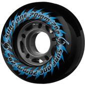 Surf One 5-Star Hubbed Longboard Wheels
