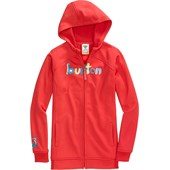 Burton Empress Fleece Zip Hoodie - Girl's