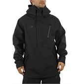 Homeschool Snowboarding Night Witch Pullover Jacket