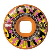 Element Muska Colored Skateboard Wheels