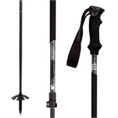evo BC Powerlock Adjustable Ski Poles 2012