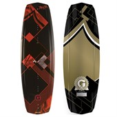 Liquid Force Jett Grind Wakeboard - Women's 2012