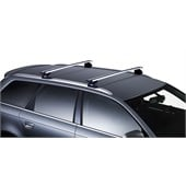 "Thule 53"" Aeroblade Cross Bars"