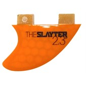 "Ronix 2.3"" Slayter Fiberglass Bottom Mount Surf Fin 2012"
