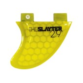 "Ronix 2.9"" Slayter Fiberglass Bottom Mount Surf Fin 2012"