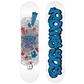 Rome MiniShred Rocker Snowboard - Youth