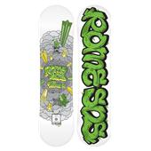 Rome MiniShred Rocker Snowboard - Youth 2013