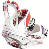 Burton Stiletto Smalls Snowboard Bindings - Youth - Girl's 2013