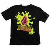 Volcom Splatt T-Shirt (Ages 8-14) - Boy's