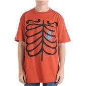Volcom Ribs T-Shirt (Ages 8-14) - Boy's