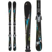 Head MYA No. 3 Skis + MYA 9 LRX Bindings 2013