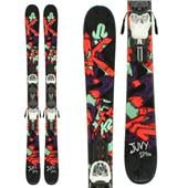 K2 Juvy Skis + Fastrak2 7 Bindings - Boy's 2014