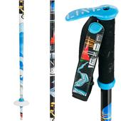 Line Skis Pollard's Paint Brush Ski Poles 2013
