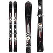 Rossignol Pursuit HP Skis + Axial2 140 Ti Bindings 2014