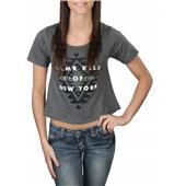 Glamour Kills Of New York Crop Top - Women's