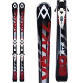 Volkl RTM 80 Skis + iPT Wide Ride 12.0 Bindings 2013