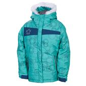 686 Mannual Gidget Puffy Jacket - Youth - Girl's