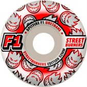 Spitfire F1 Streetburns 100a Skateboard Wheels