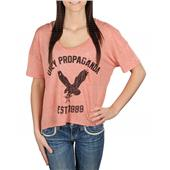 Obey Clothing Screaming Eagle T Shirt - Women's