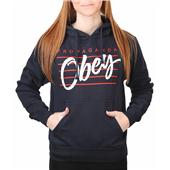 Obey Clothing Nine Nickel Pullover Hoodie - Women's