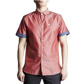 Makia Office Short-Sleeve Button-Down Shirt
