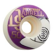 Element Darrell Letters Skateboard Wheels