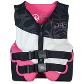 Hyperlite Girlz Youth Wakeboard Vest - Girl's 2014