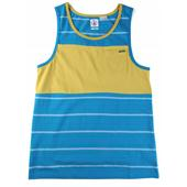 Volcom Black Out Stripe Tank Top