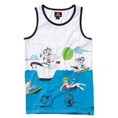 Quiksilver Sinking Teeth Tank Top