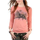 Obey Clothing Obey Fox Sweatshirt - Women's